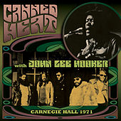 Carnegie Hall 1971 (Live) fra John Lee Hooker