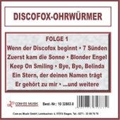 Discofox-Ohrwürmer, Folge 1 by Various Artists
