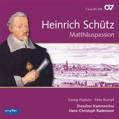 Schütz: Matthäuspassion & Other Vocal Works (St. Matthew Passion) de Various Artists