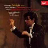 Tchaikovsky, Glinka, Rimsky-Korsakov: Capriccios by Various Artists