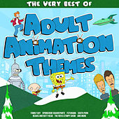 The Very Best of Adult Animation Themes van L'orchestra Cinematique