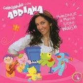 Homenaje a María Elena Walsh de Cantando con Adriana
