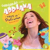 Fiesta De Disfraces de Cantando con Adriana