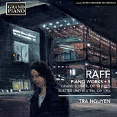 Raff: Piano Works, Vol. 5 by Tra Nguyen