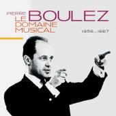 Le Domaine Musical by Pierre Boulez