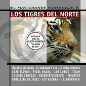 El Mas Grande Homenaje A Los Tigres Del Norte by Various Artists