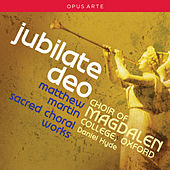 Martin: Jubilate Deo by Various Artists