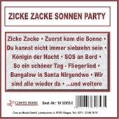 Zicke Zacke Sonnen Party von Various Artists