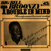 Trouble In Mind - Previously Unissued Live Concert Recordings by Big Bill Broonzy