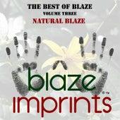 The Best of Blaze, Vol. 3 - Natural Blaze de Blaze