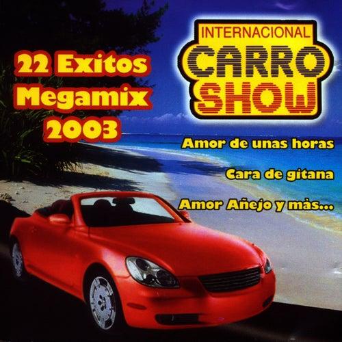 22 Exitos Megamix by Internacional Carro Show