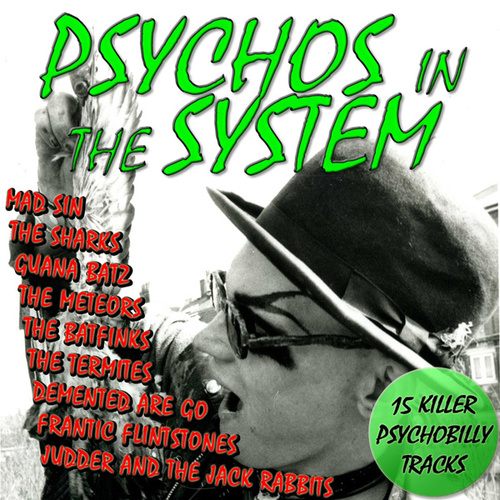 Psychos In The System: 15 Killer Psychobilly Tracks by Various Artists