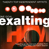 Exalting Him by Various Artists