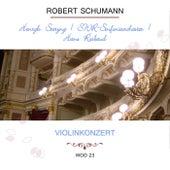 Henryk Szeryng / SWR-Sinfonieorchester / Hans Rosbaud play: Robert Schumann: Violinkonzert - WoO 23 by Henryk Szeryng
