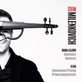 Stefan Milenkovich  Brahms & Glazunov de Stefan Milenkovich