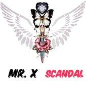 Scandal von Mr. X