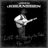 Live At Fogartyville Cafe - Feb 11, 2015 by Dean Johanesen