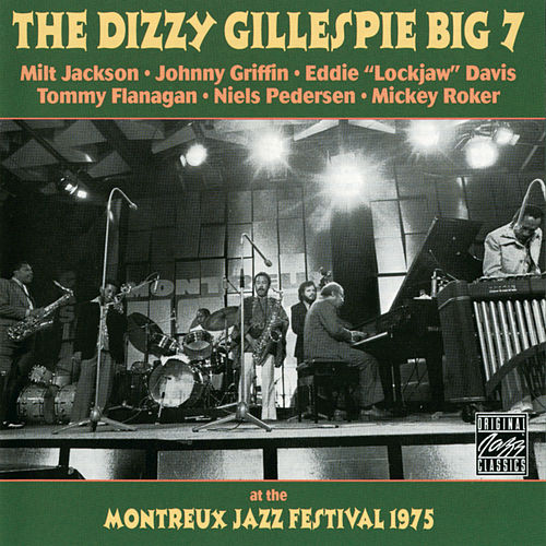 At The Montreux Jazz Festival 1975 by Dizzy Gillespie