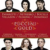Puccini Gold de Various Artists
