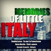Memories of Little Italy by Various Artists