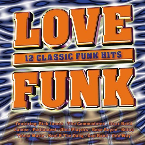 Love Funk: 12 Classic Funk Hits by Various Artists