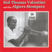 Kid Thomas Valentine and His Algiers Stompers on Stage by Kid Thomas Valentine