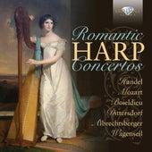 Romantic Harp Concertos by Various Artists