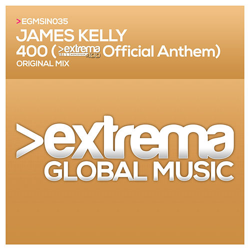 400 (Extrema 400 Official Anthem) von James Kelly