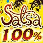 Salsa. Fiesta Latina 100%. Ritmo Latino Tropical. by Various Artists