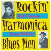 Rockin' Harmonica Blues Men by Various Artists