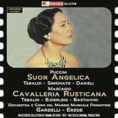 Puccini: Suor Angelica - Mascagni: Cavalleria Rusticana by Various Artists