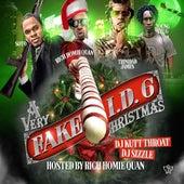 A Very Christmas: Fake I.D. 6 (Hosted by Rich Homie Quan) de DJ Kutt Throat