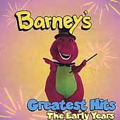 Barney's Greatest Hits by Barney