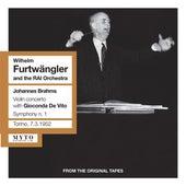 Wilhelm Furtwängler Conducts Brahms by Various Artists