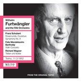 Wilhelm Furtwängler & The RAI Orchestra (Live) by Various Artists