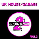 UK House & Garage Vol.2 - EP de Various Artists