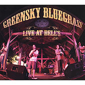 Live At Bell's by Greensky Bluegrass