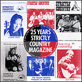 25 Years Strictly Country Magazine de Various Artists