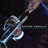 Standards & Ballads by Wynton Marsalis