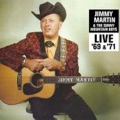 Live '69 & '71 by Jimmy Martin