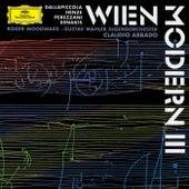 Wien Modern 3 de Claudio Abbado