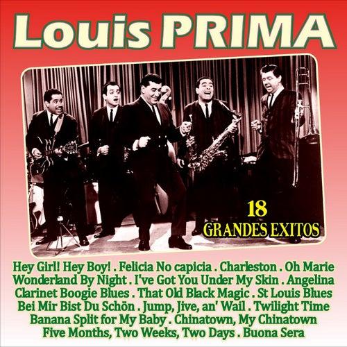 18 Grandes Exitos by Louis Prima