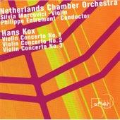 Violin Concertos 1-3 de Various Artists