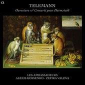 Telemann: Ouverture-suite & Concerti pour Darmstadt by Various Artists