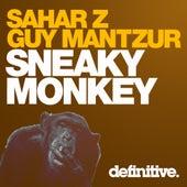 Sneaky Monkey by Sahar Z