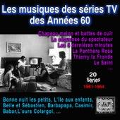 Les musiques des séries TV des années 60 van Various Artists