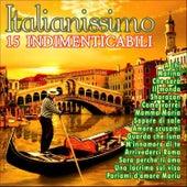 Italianissimo, 15 Indimenticabili de Various Artists