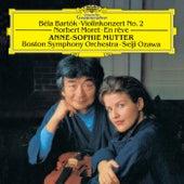 Bartók: Violin Concerto No.2, Sz 112 / Moret: En rêve by Seiji Ozawa