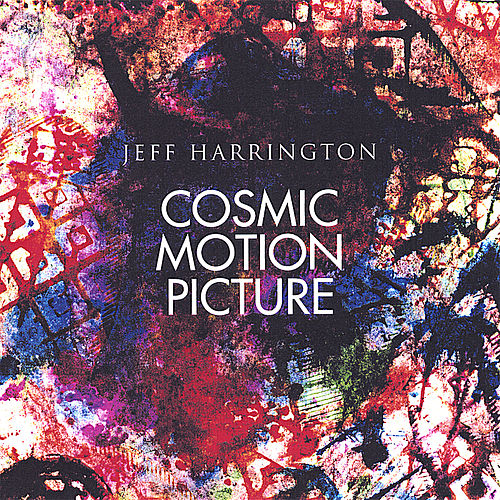 Cosmic Motion Picture by Jeff Harrington