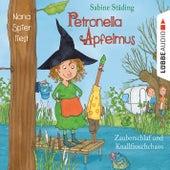 Petronella Apfelmus, Folge 2: Zauberschlaf und Knallfroschchaos von Sabine Städing